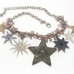 Ann Taylor LOFT Charm Necklace 💫